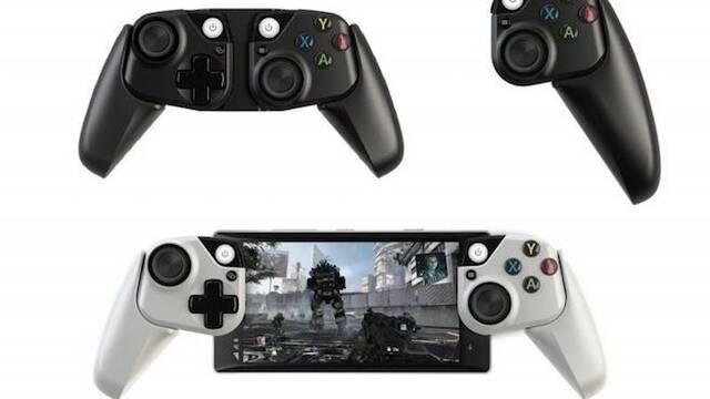 Microsoft estaría creando controladores de Xbox para móviles y tablets