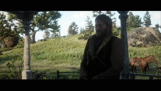 Amor único y verdadero - Partes I, II y III en Red Dead Redemption 2 - Misión principal