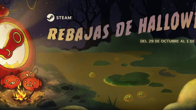 Arrancan las rebajas de Halloween en Steam