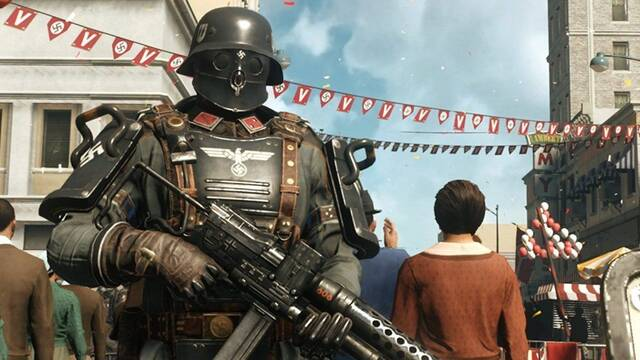 Bethesda confirma que Wolfenstein Youngblood llegará a Switch