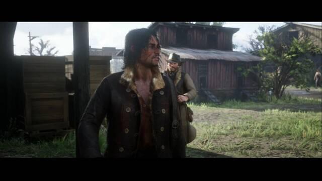 Las ovejas y las cabras en Red Dead Redemption 2 - Misión principal
