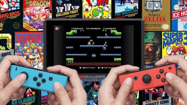 Llegan tres nuevos juegos a la biblioteca de NES de Nintendo Switch Online
