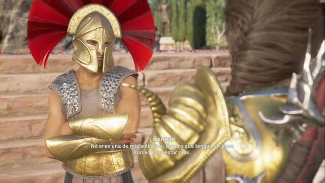 Ambición en Assassin's Creed Odyssey - Misión secundaria