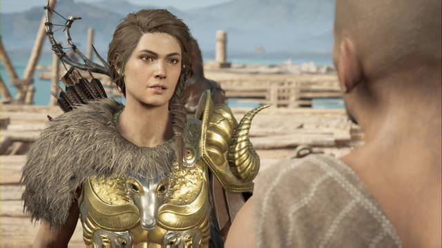 Amor duro en Assassin's Creed Odyssey - Misión secundaria