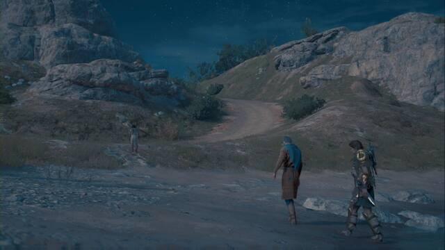 Bienvenidos a Atenas en Assassin's Creed Odyssey - Misión principal