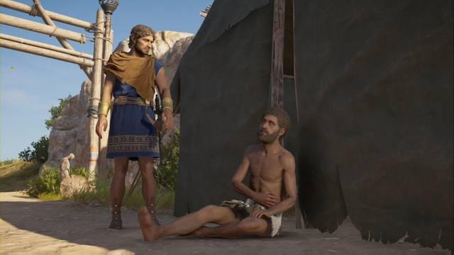 El valor de una vida en Assassin's Creed Odyssey - Misión secundaria