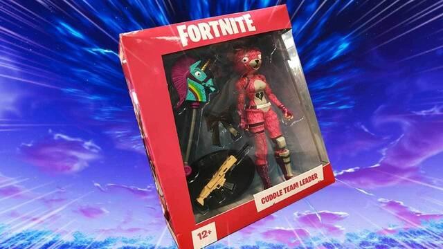 McFarlane Toys presenta sus muñecos de Fortnite