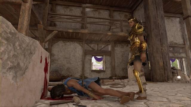 El final del viaje en Assassin's Creed Odyssey - Misión secundaria