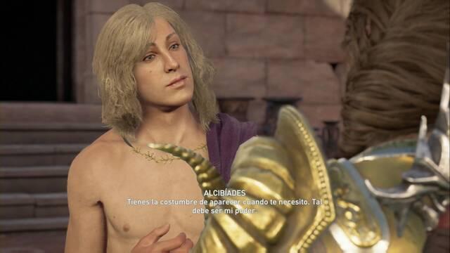 Como una piedra en Assassin's Creed Odyssey - Misión secundaria