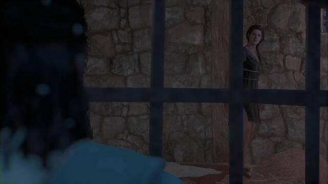 En prisión en Assassin's Creed Odyssey - Misión principal