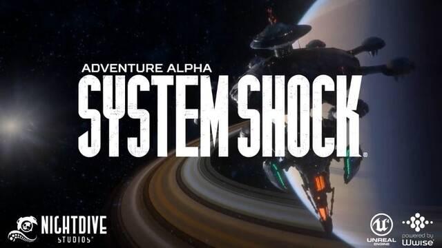 El remake de System Shock se muestra en vídeo