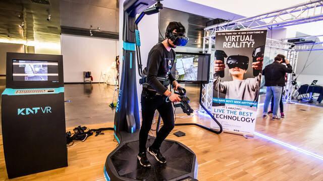La 3º edición del 360 BCN VR Fest clausura sus puertas con gran éxito