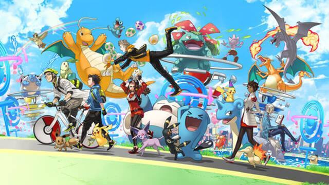 Pokémon Go: Eventos especiales y únicos. ¿Cuándo son?