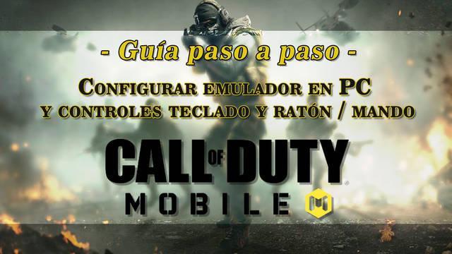Call of Duty Mobile: ¿Cómo jugar gratis en PC con teclado o mando?