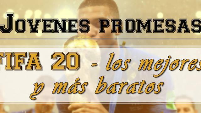 FIFA 20: Los mejores jugadores jóvenes y promesas con mayor potencial