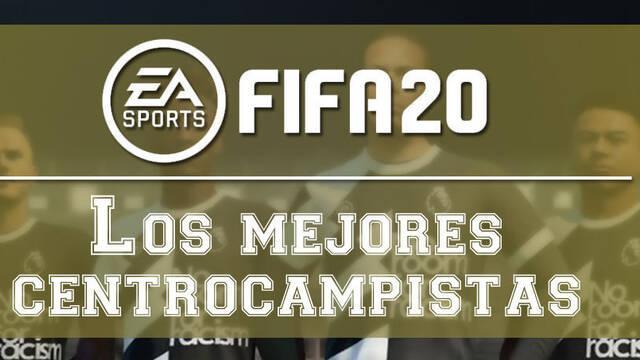 FIFA 20: Los mejores centrocampistas para el Ultimate Team