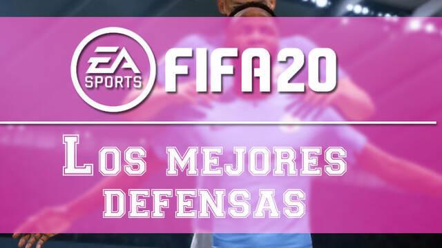 FIFA 20: Los mejores defensas para el Ultimate Team