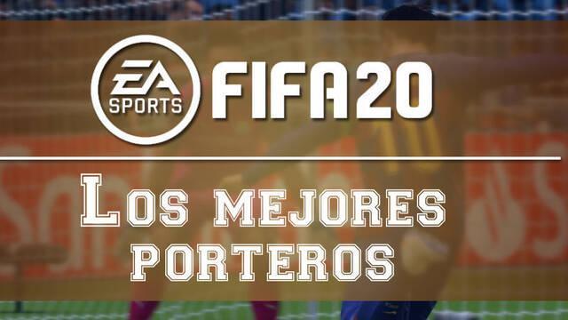 FIFA 20: Los mejores porteros para el Ultimate Team