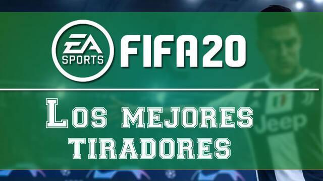 FIFA 20: Los mejores tiradores para el Ultimate Team