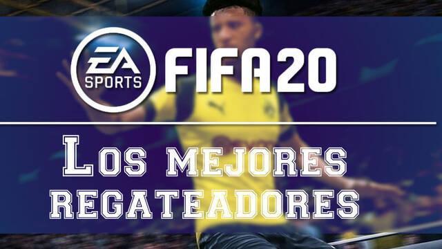 FIFA 20: Mejores regateadores para el Ultimate Team con 5 estrellas de filigrana