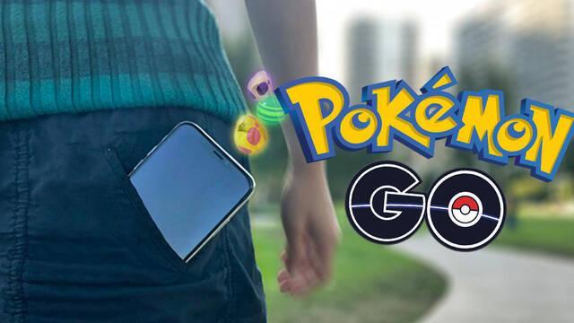 Pokémon Go recompensa en sincroaventura