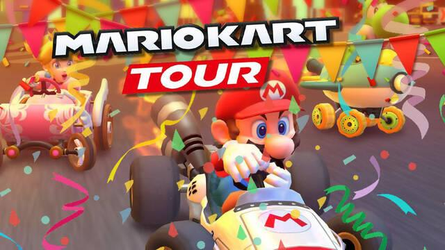 Mario Kart Tour éxito