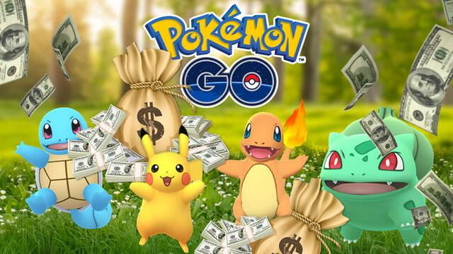 Pokémon Go, éxito en ventas