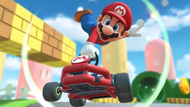Mario Kart Tour es el mayor éxito de Nintendo en móviles en su primera semana