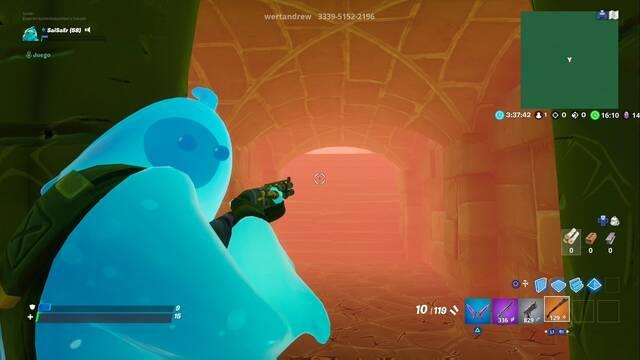 Desafíos Fortnite: Cómo completar la isla creativa Infernum