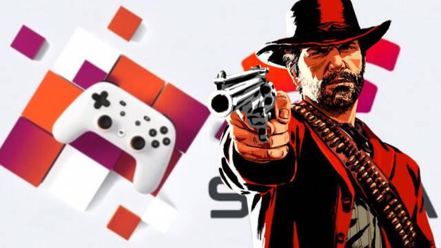 Red Dead Redemption 2 en PC será uno de los juegos de lanzamiento de Google Stadia