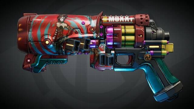 Borderlands 3: cómo conseguir fácilmente armas legendarias