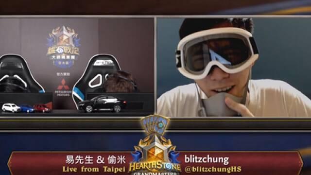 Blizzard suspende a un jugador de Hearthstone por apoyar las manifestaciones de Hong Kong