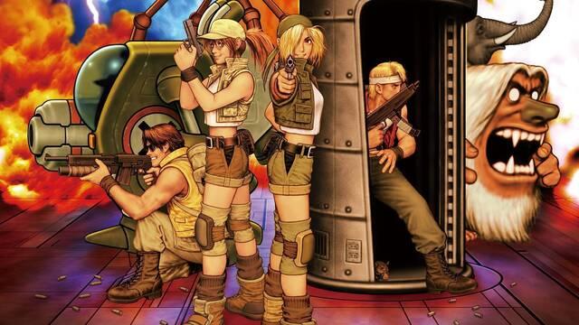 Metal Slug: SNK estudia recuperar esta saga clásica de acción con una nueva entrega