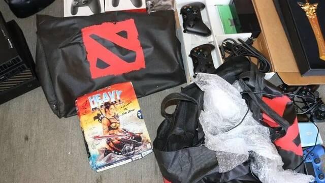 Un hombre robó a Valve más de 42.000 dólares en videojuegos y equipamiento