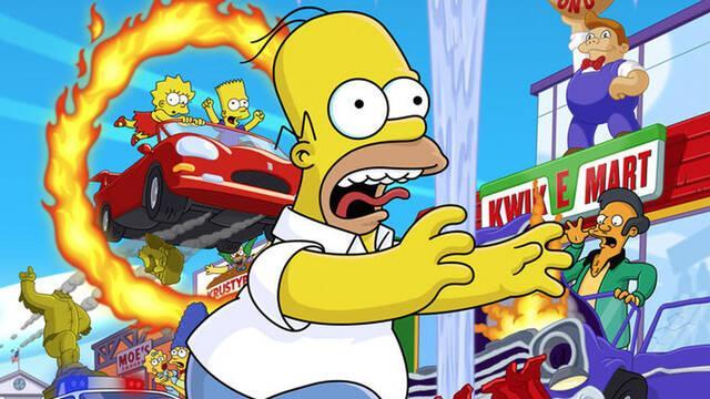 The Simpsons Hit & Run podría recibir una remasterización, según un productor del juego
