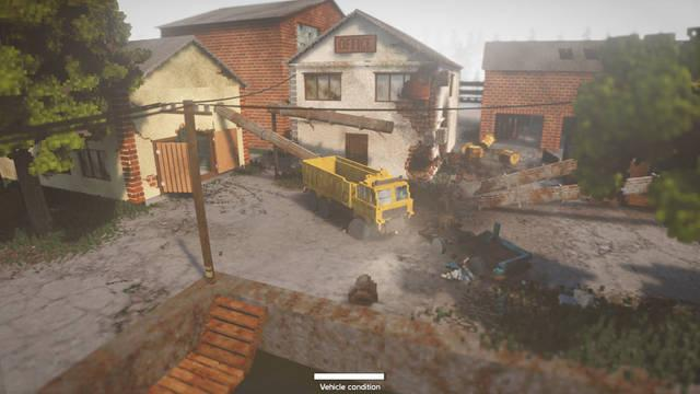 Teardown en el acceso anticipado de Steam