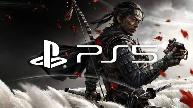 Ghost of Tsushima se verá y funcionará mejor en PS5.