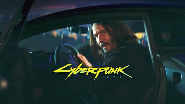 Cyberpunk 2077 y el anuncio con Keanu Reeves