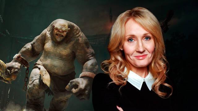 J.K. Rowling Warner Bros. Hogwarts Legacy