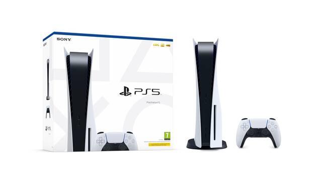 PS5 Reservas