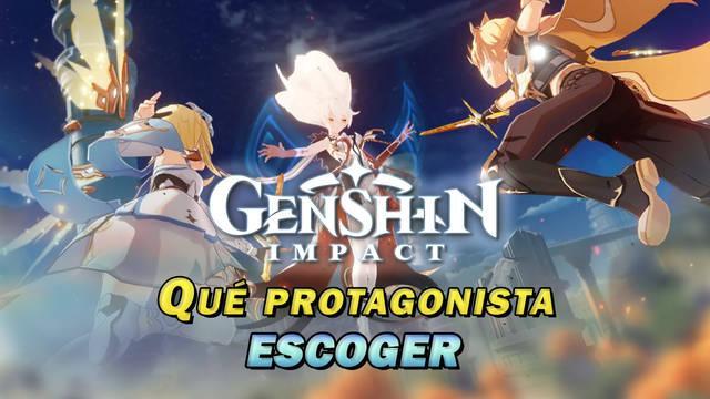 Genshin Impact: ¿Qué personaje inicial escoger? ¿Hay diferencias?