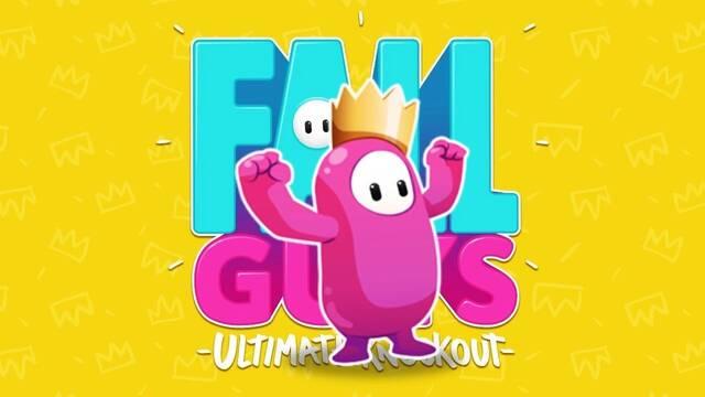 Fall Guys y las coronas en la segunda temporada