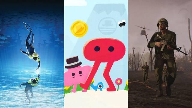 Ya disponibles los juegos gratis de Epic Games Store.