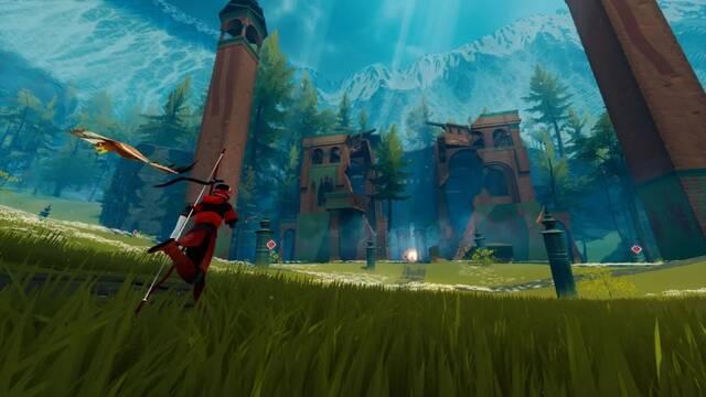 The Pathless ya tiene fecha de lanzamiento en PS5, PS4, PC y iOS.