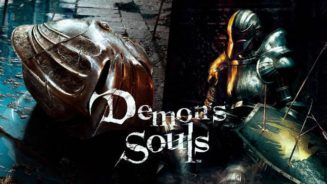 Demon's Souls clásico PS3 en PS5