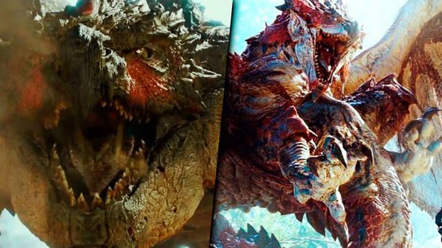 Monster Hunter película comparada con juegos