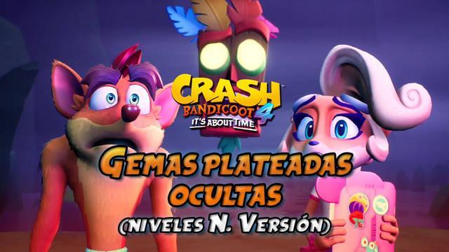 Crash Bandicoot 4: TODAS las gemas de niveles N. Versión