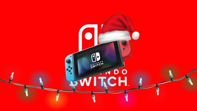 Switch la consola de estas Navidades