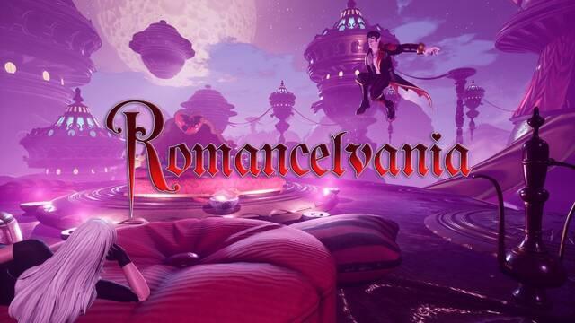 Romancelvania y su anuncio
