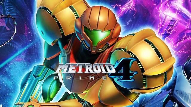 Metroid Prime 4 y sus detalles